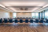 Interior Fotografie: Konferenzsaal Neue Mitte Remseck